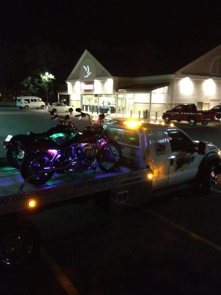 Kenny's Towing: 569 Exton Cmns, Exton, PA