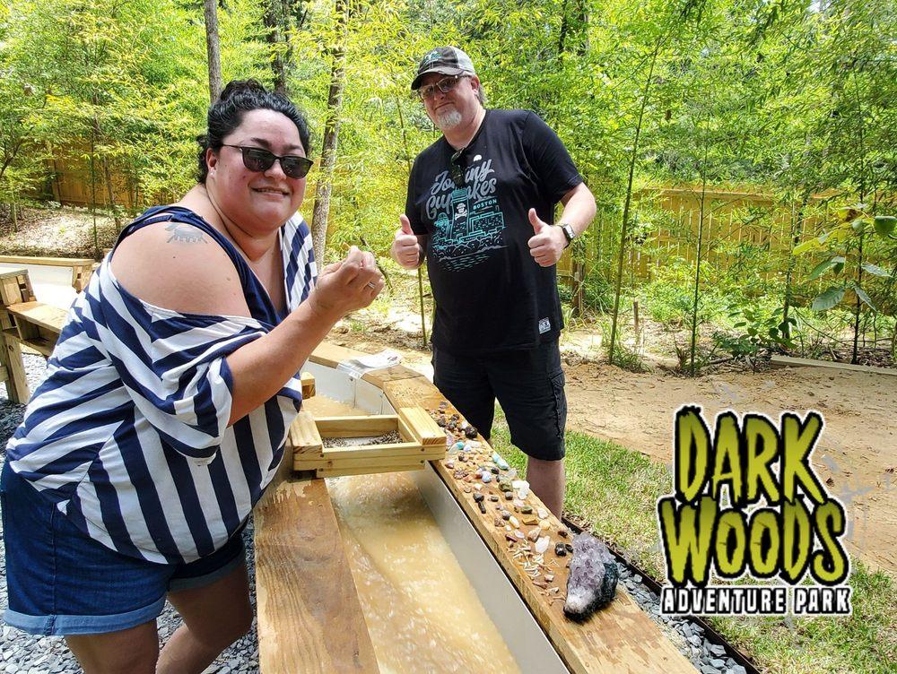 Social Spots from Dark Woods Adventure Park