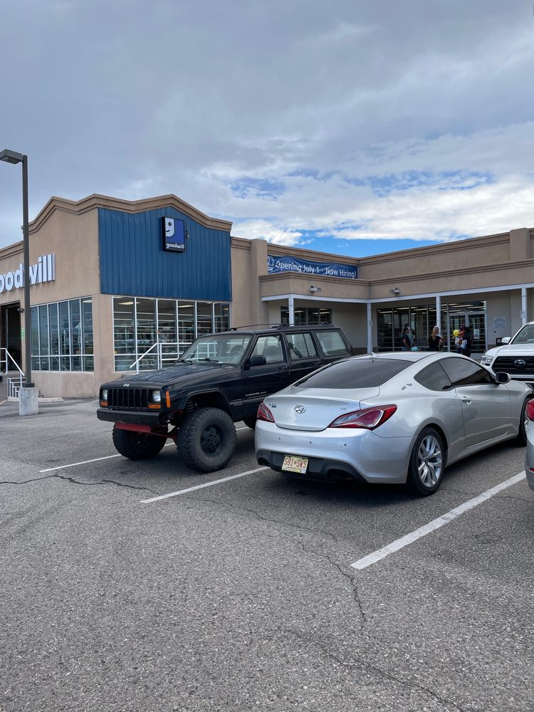 Goodwill Industries of New Mexico: 628 N Riverside Dr, Espanola, NM