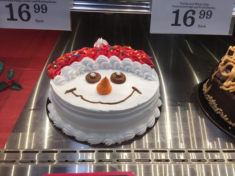 Happy Holidays Everyone I Do Love Sobeys Bakery This Is The Cake