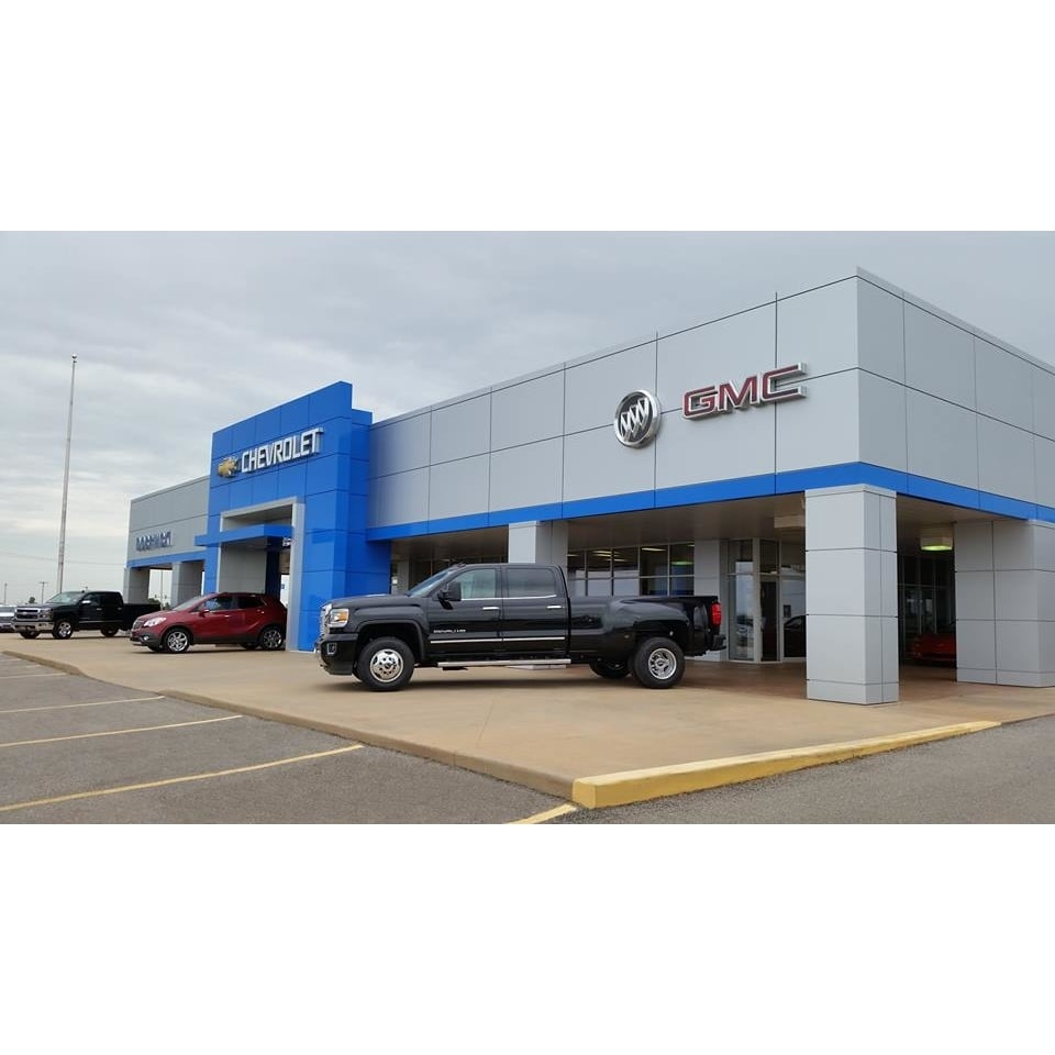 Dobrinski Chevrolet Buick & GMC: 2600 S Frontage Rd, Kingfisher, OK
