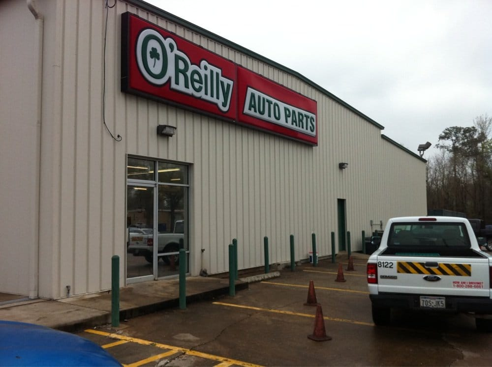 O'reilly Auto Parts: 4595 College St, Beaumont, TX