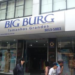 f51ebe720 Big Burg Confecções - Plus Size Fashion - R. Barão do Serro Azul ...