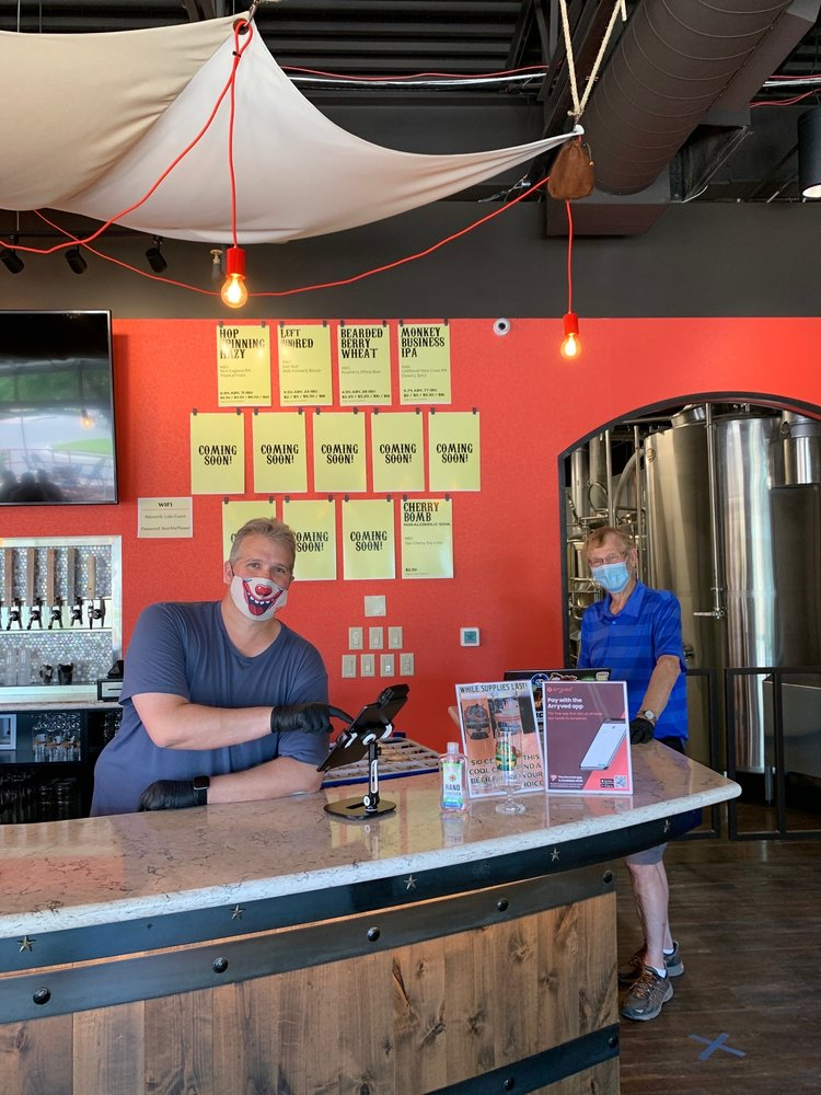 LUKI Brewery: 14715 W 64th Ave, Arvada, CO