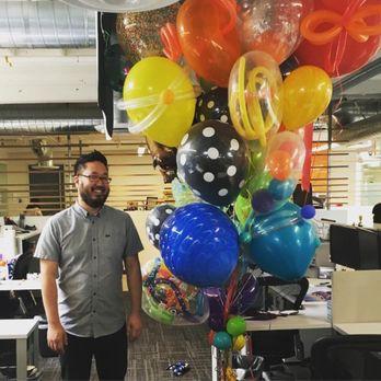 Photo Of Balloon Celebrations