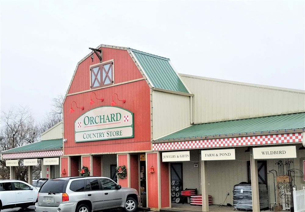 Orchard Country Store: 1007 E State Rd 42, Mooresville, IN