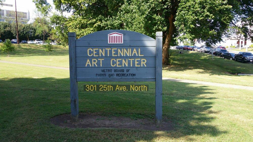 Centennial Park Art Center