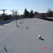 Commercial Flat Photo Of Allied Roofing Company   Santa Ana, CA, United  States. Commercial Flat