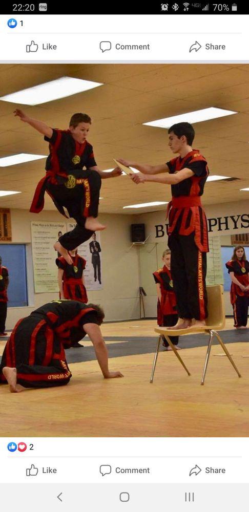 Martial Arts World: 11804 Perdue Springs Ct, Chester, VA