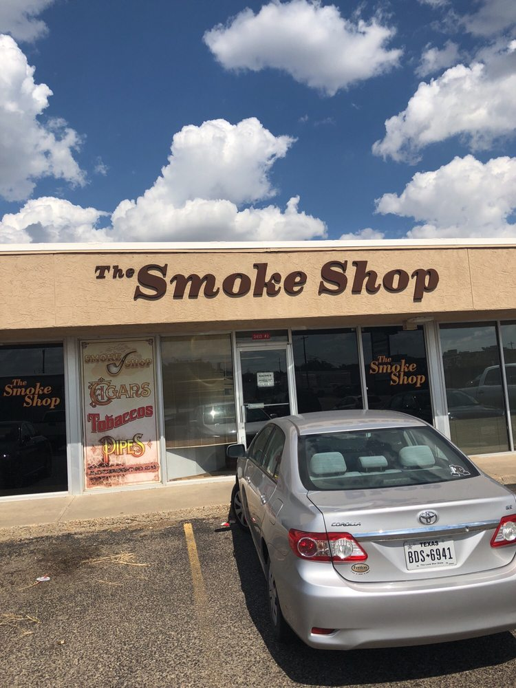 The Smoke Shop: 2413 Hobbs Rd, Amarillo, TX