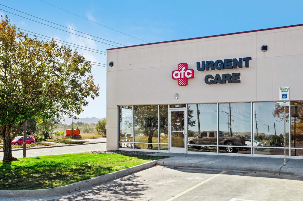 AFC Urgent Care Louisville: 1335 E South Boulder Rd, Louisville, CO