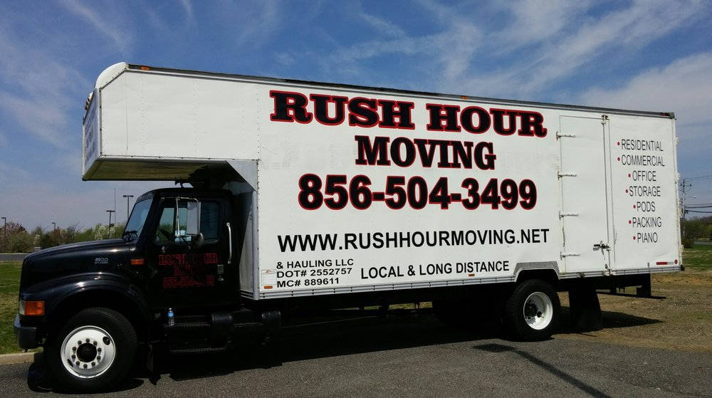 Rush Hour Moving & Hauling LLC