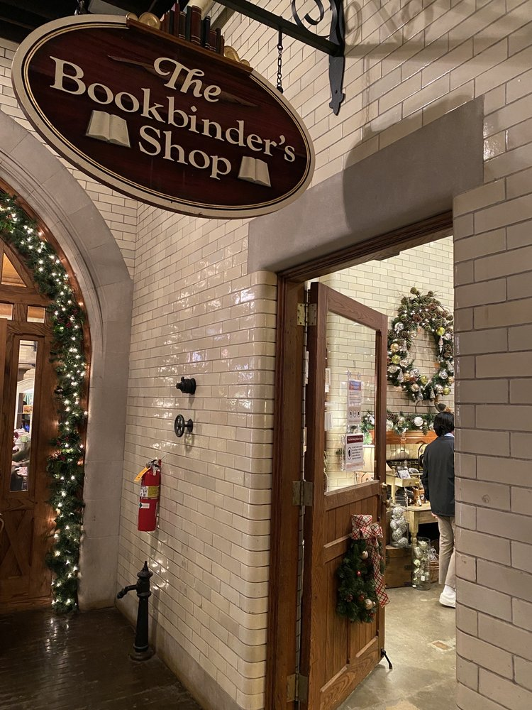 The Bookbinder's Shop: 1 Approach Rd, Asheville, NC