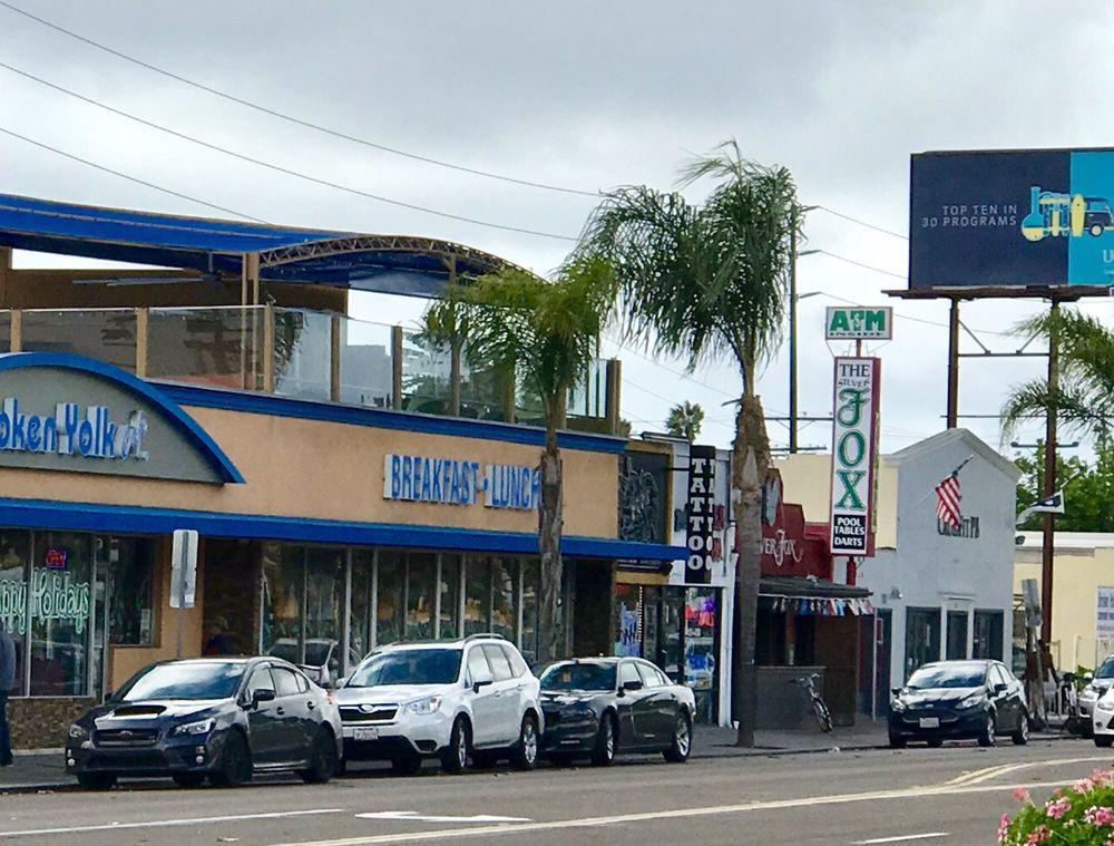 The Silver Fox: 1833 Garnet Ave, San Diego, CA