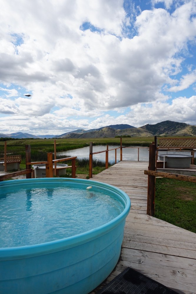 Wild Horse Hot Springs: 175 Camp Aqua Rd, Hot Springs, MT