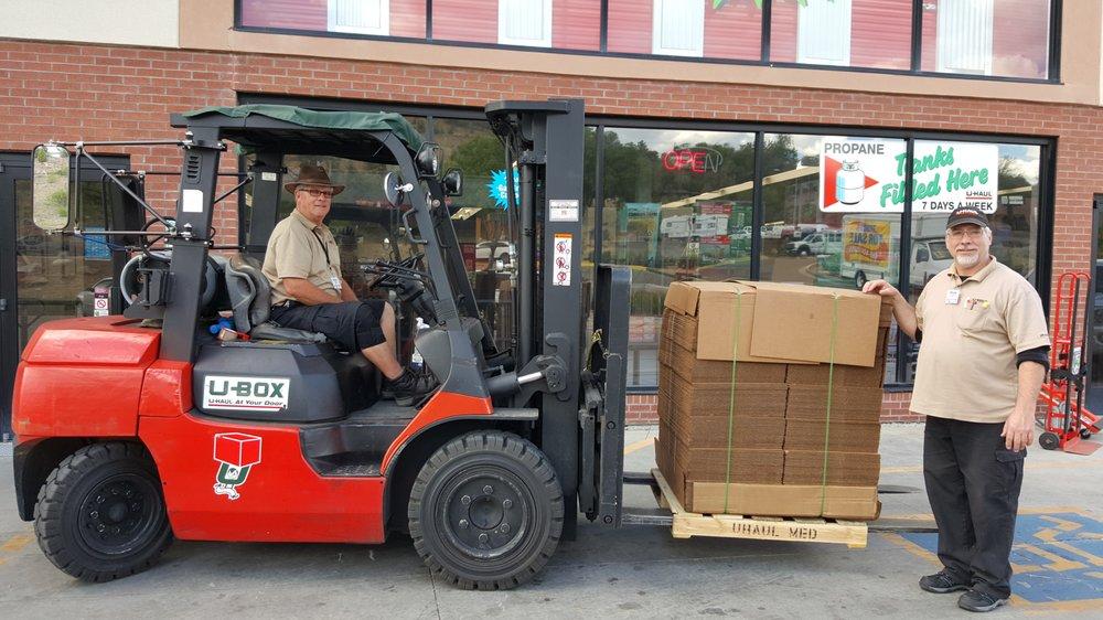 U-Haul Moving & Storage of Prescott: 2122 Hwy 69, Prescott, AZ
