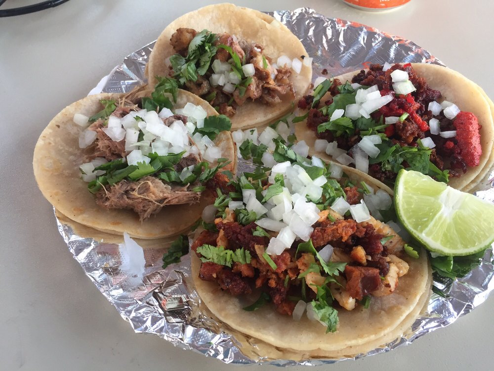 Food from Tacos Penjamo