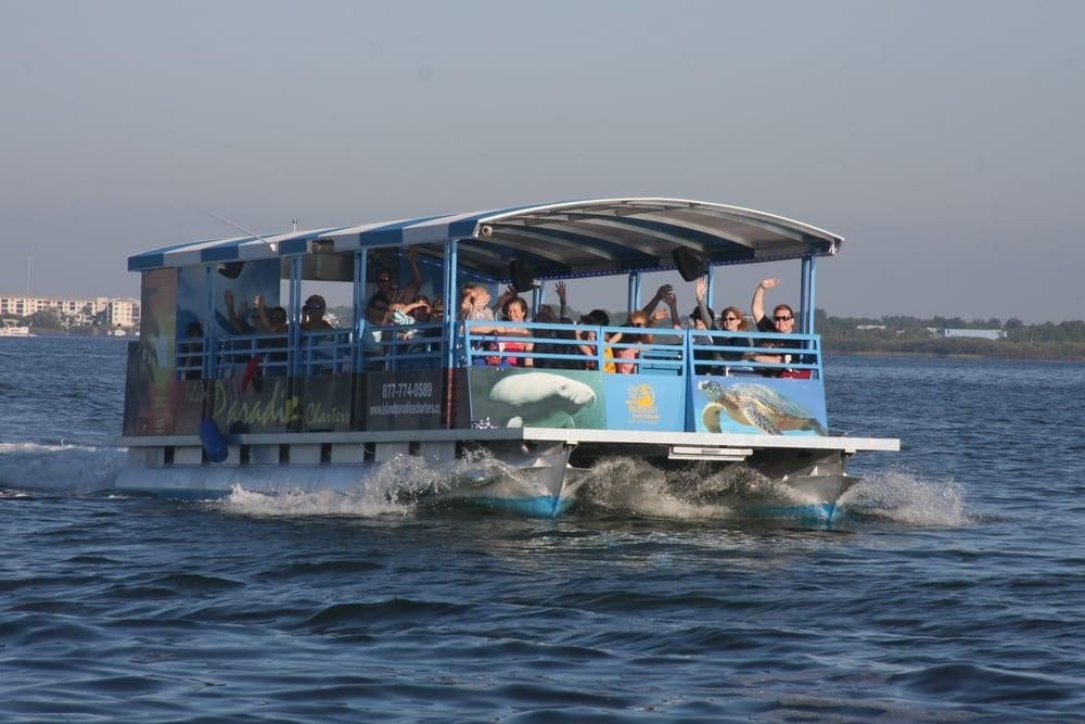 Island Paradise Charters: 5015 US Hwy 19, New Port Richey, FL