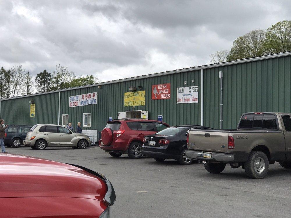 Surplus City: 2873 E Pleasant Valley Blvd, Altoona, PA