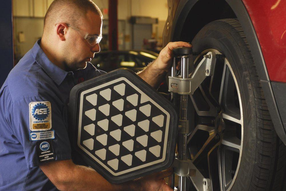VIP Tires & Service: 35 Starrett Dr, Belfast, ME