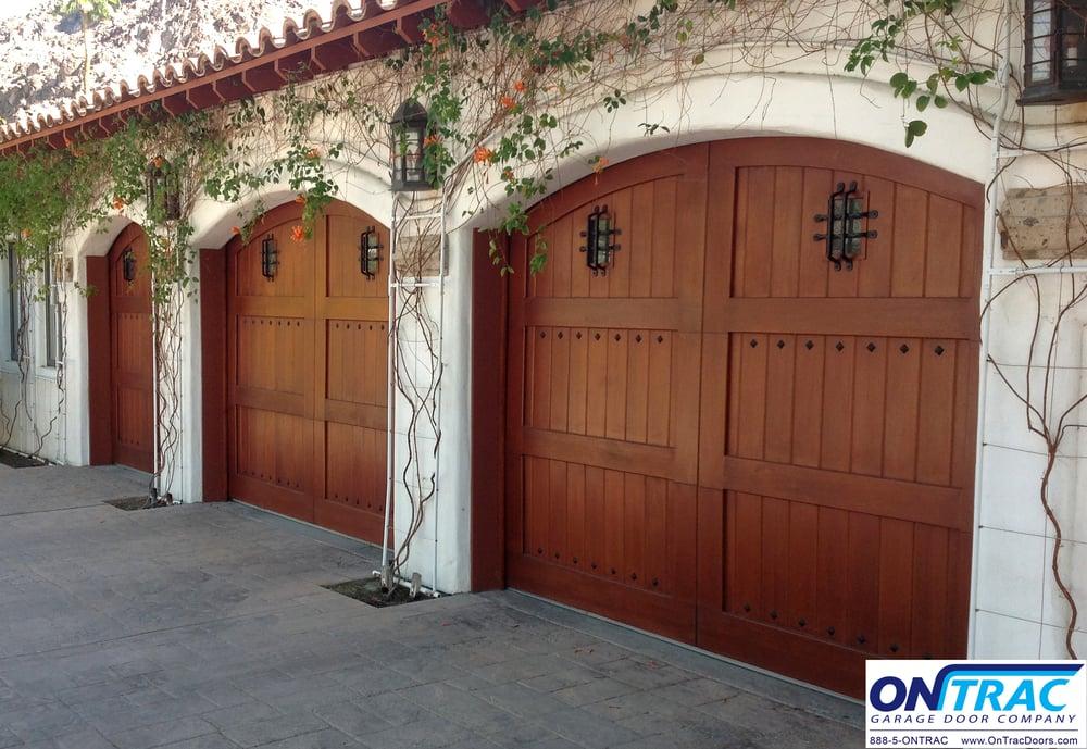 On Trac Garage Door Company 20 Photos 13 Reviews Garage Door