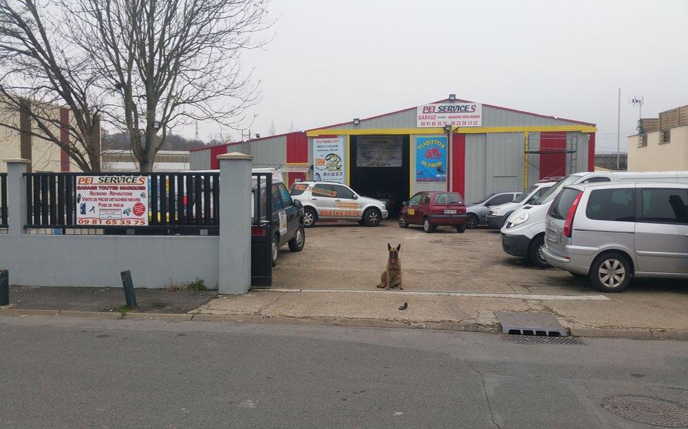 Pej services riparazioni auto 4 rue gustave eiffel for O garage corbeil