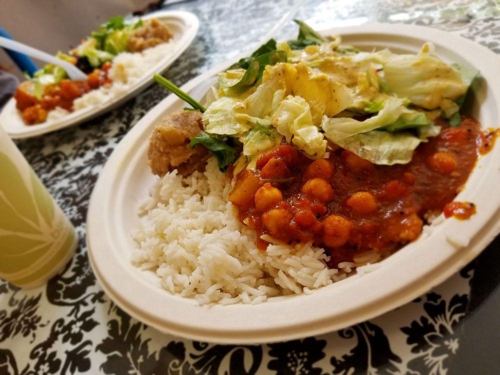 Krishna Lunch: 214 NW 14th St, Gainesville, FL