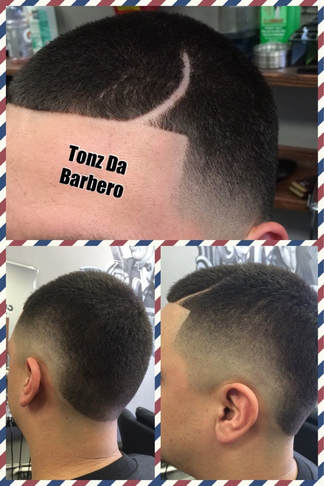 The South Of France Haircut Done By Tonzdabarbero Tonzelbarbero