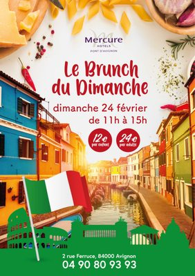 magasin en ligne 0c6a3 502be Mercure Pont d'Avignon Centre-Restaurant - Breakfast ...