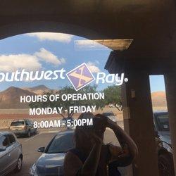 Southwest Xray Radiologists 9870 Gateway N Blvd El Paso Tx