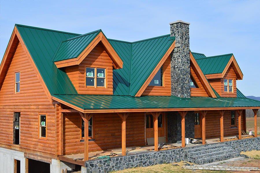 All Seasons Metal Roofing: 124 Flat Creek Ln, Lynchburg, VA