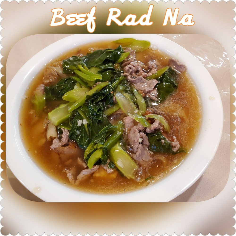 Food from Nine & Nine Thai Kitchen