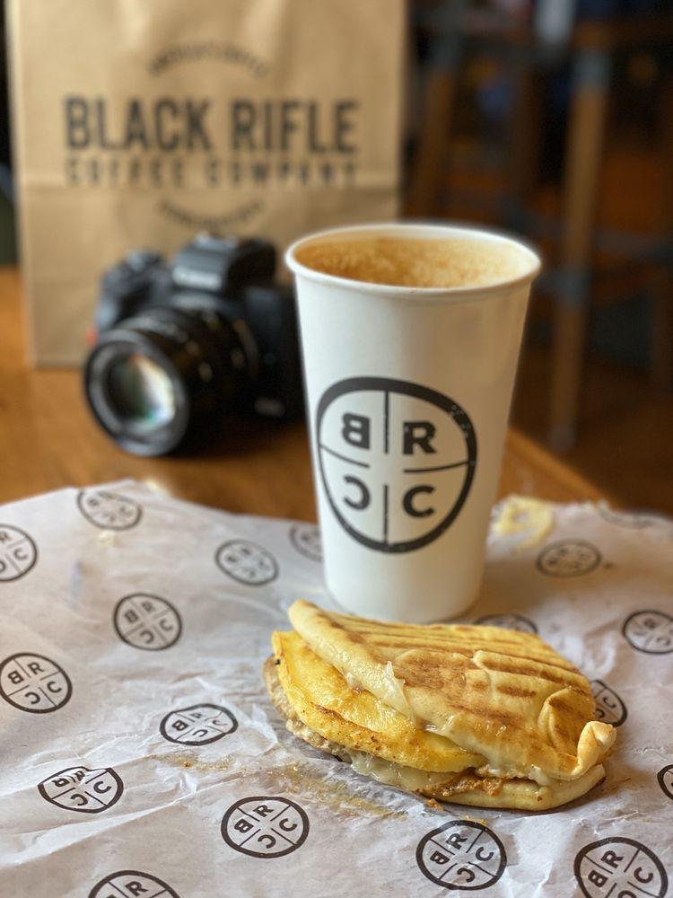Black Rifle Coffee Company: 101 S Main St, Boerne, TX