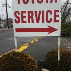 Photo Of Autoland Toyota Springfield Nj United States Look For This Sign