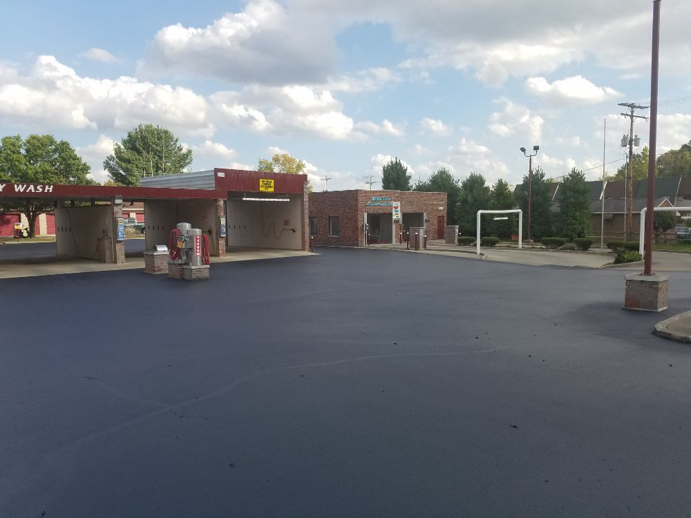 Highland Village Car Wash: 1929 S Curry Pike, Bloomington, IN