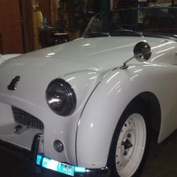 British standard motors body shops 2811 old lee hwy for Fairfax motors fairfax va