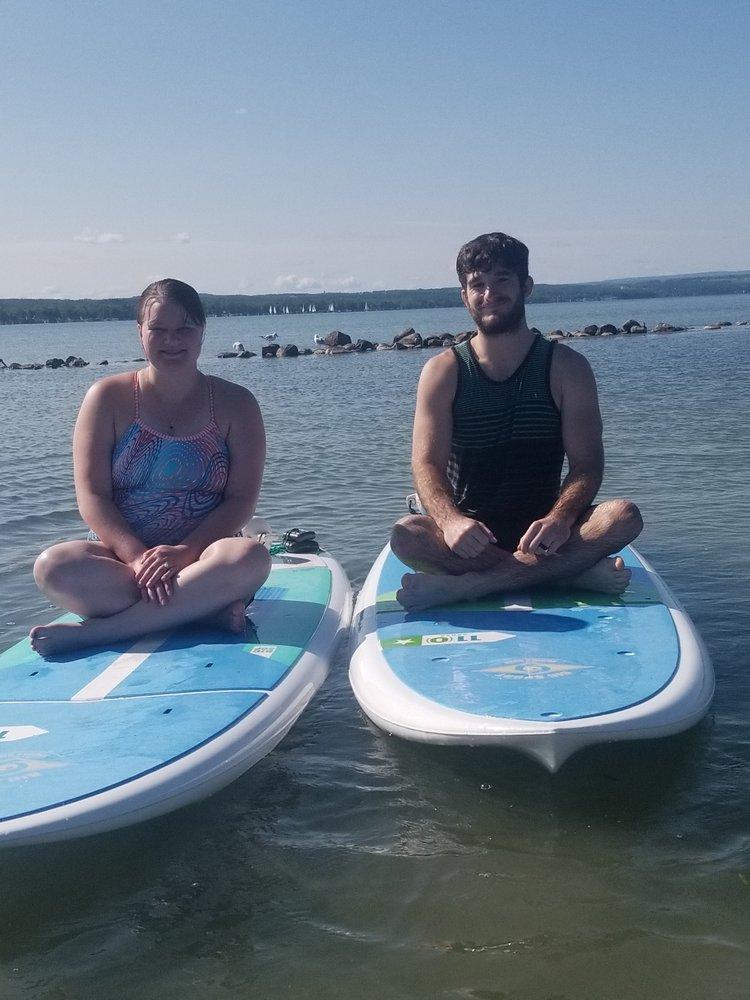 Finger Lakes Yogascapes: 11 Lakeshore Dr, Canandaigua, NY