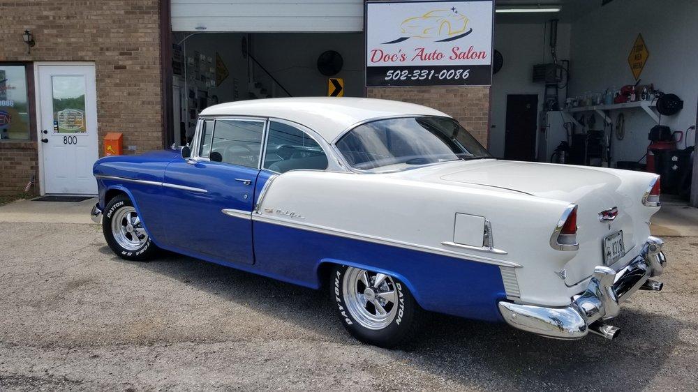 Doc's Auto Salon: 800 Pennebaker Ave, Bardstown, KY