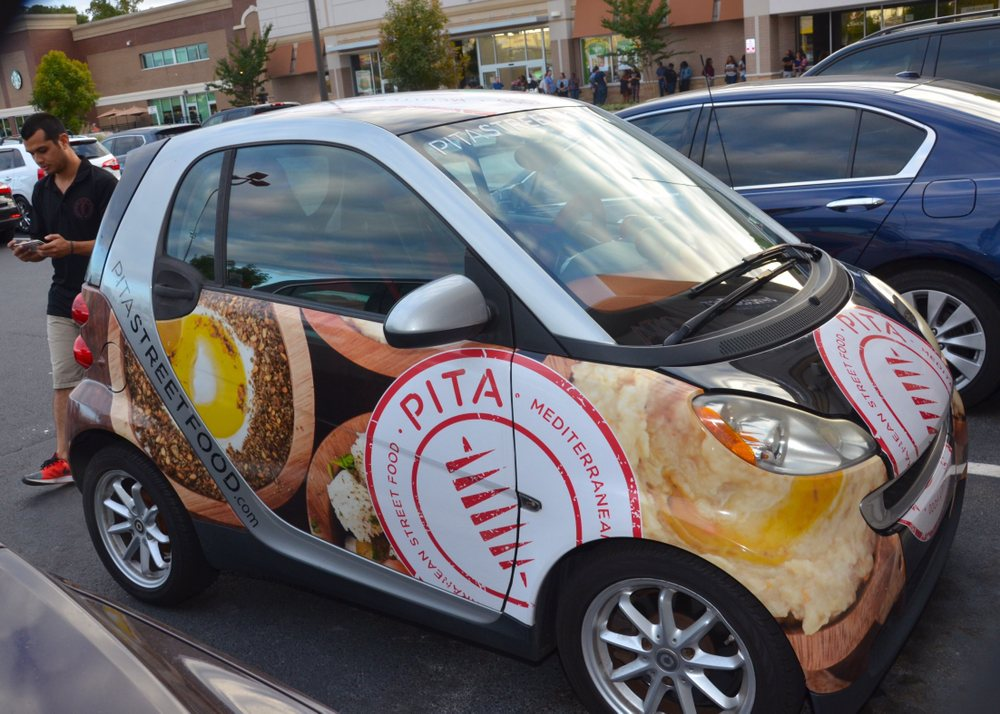 Pita Street Mediterranean Food Smyrna Yelp