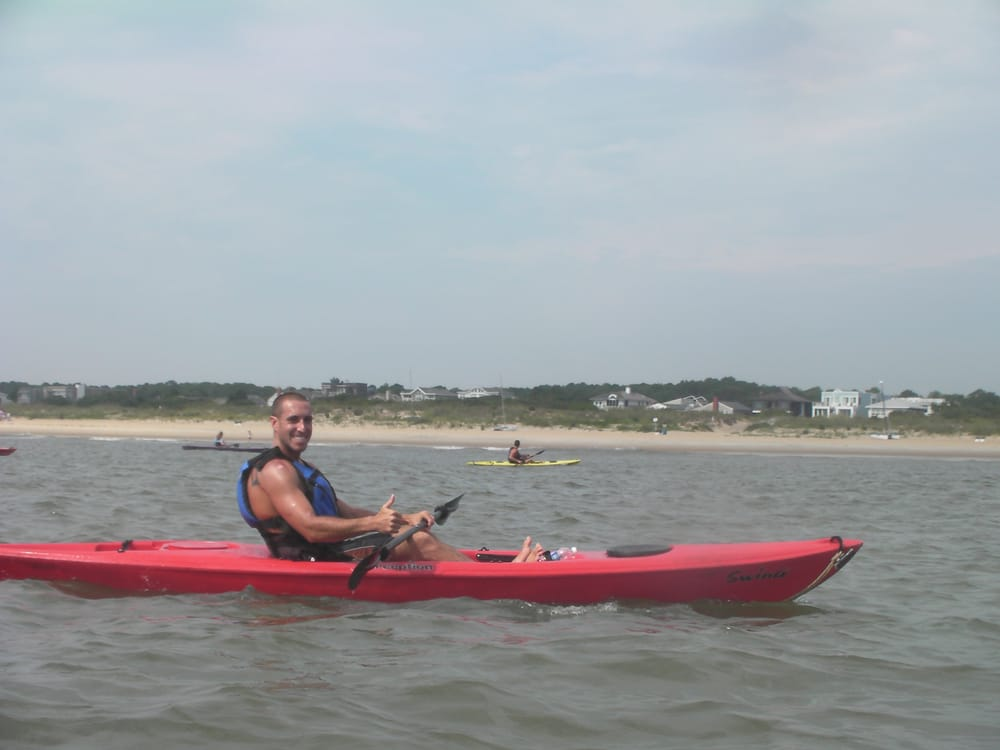 Kayak Nature Tours: 89TH St N, Virginia Beach, VA