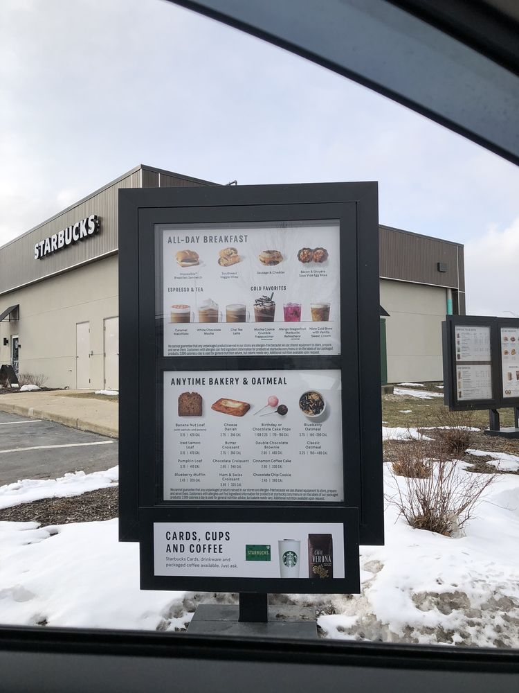 Starbucks: 10330 Cascade Crossing, Brooklyn, OH