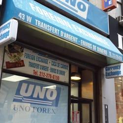 Foto De Uno Forex Nueva York Ny Estados Unidos Front