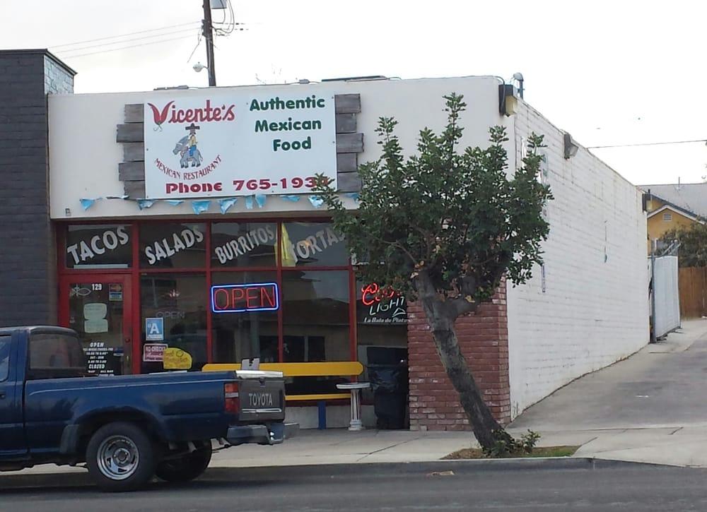 Mi Ranchito Restaurant: 129 Kern St, Taft, CA