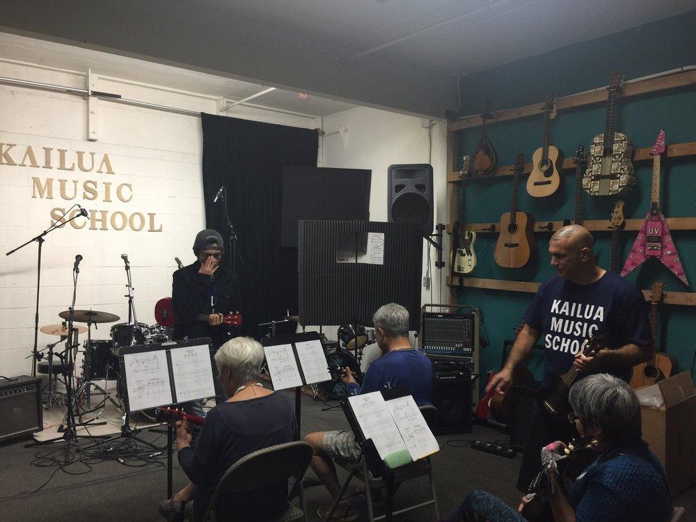 Kailua Music School: 131 Hekili St, Kailua, HI