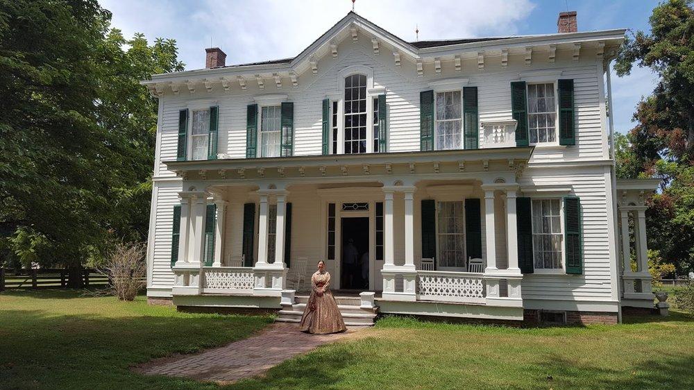 Hunter Dawson State Historic Site: 310 Dawson Rd, New Madrid, MO