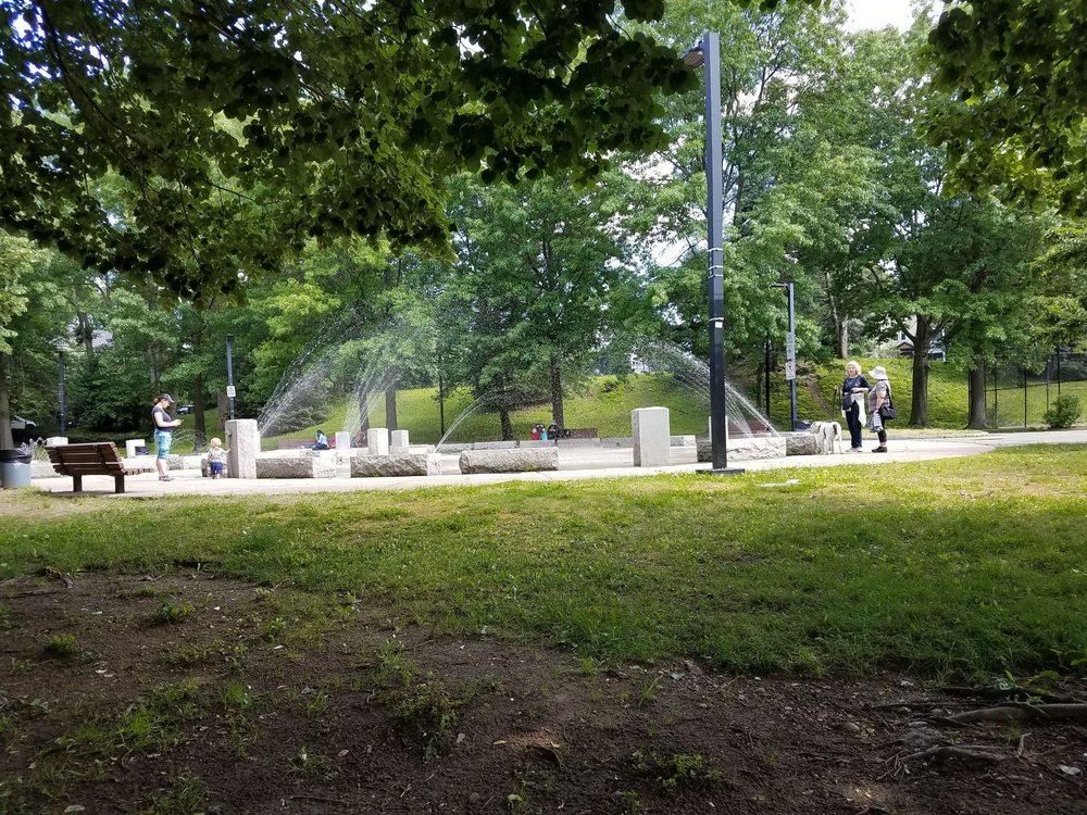 Johnson Playground: Green St, Jamaica Plain, MA