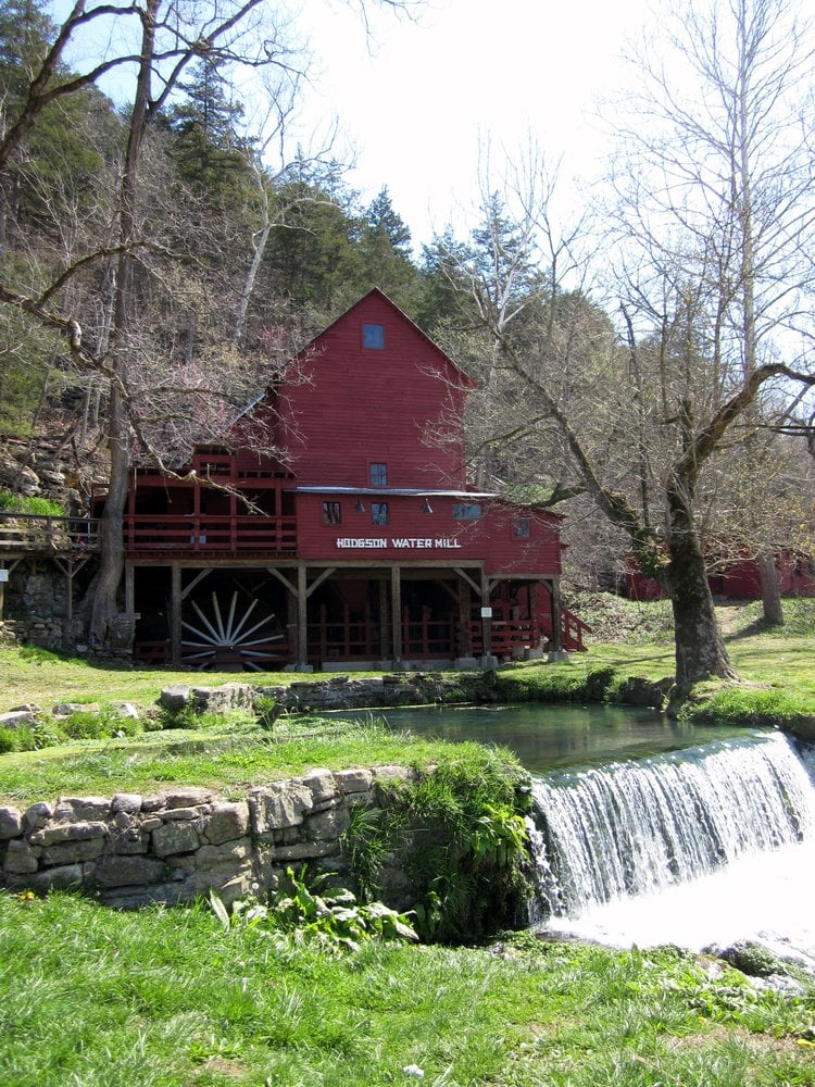 Hodgson Mills Restoration: 181 Hwy Ozark Country, Tecumseh, MO