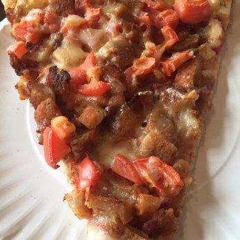 West End Pizza Long Beach Ny Menu