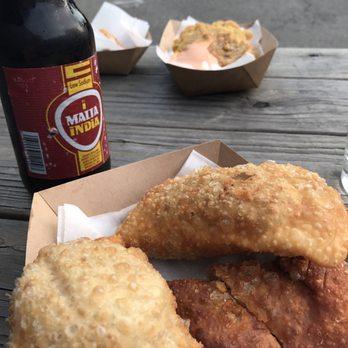 Spanglish Food Truck Raleigh Menu
