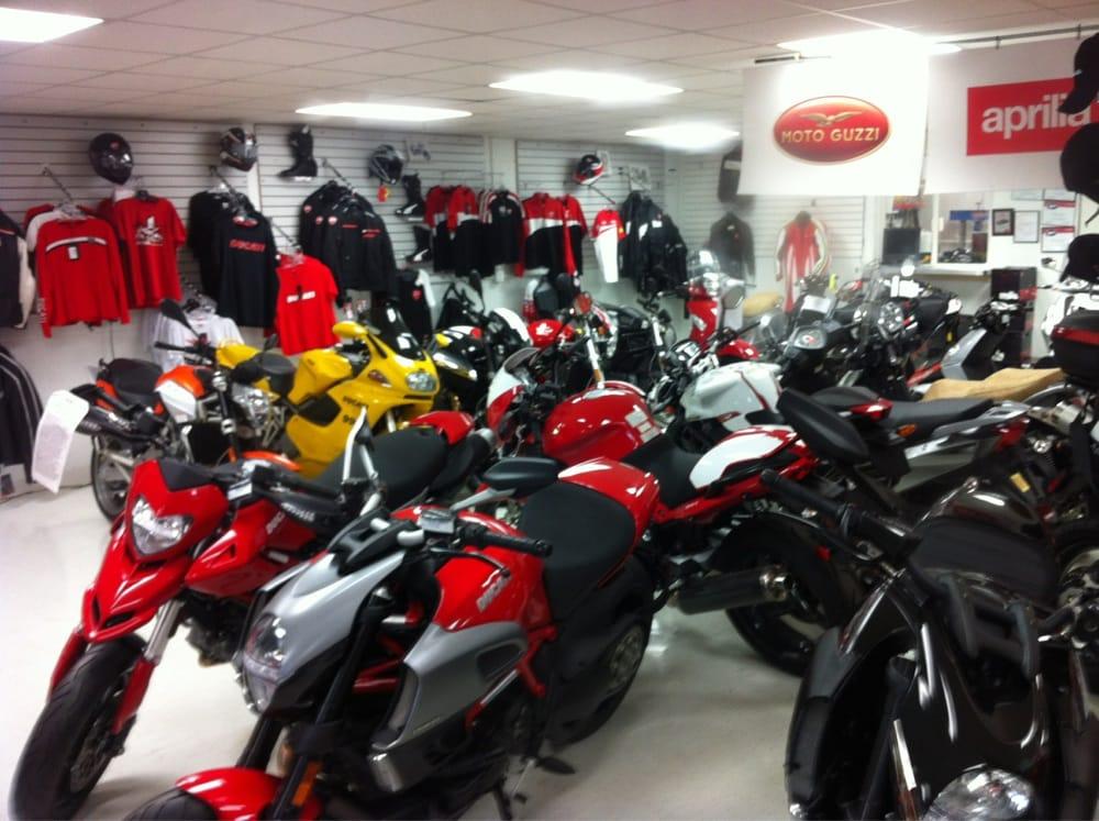 Ducati Mechanic Near Me